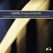 Album artwork for CHOPIN. 4 Ballades, Prelude Op.45, Scherzo Op.54.
