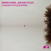 Album artwork for Mendelssohn: Complete String Quartets. Talich Quar