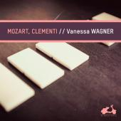 Album artwork for Vanessa Wagner plays Mozart & Clementi
