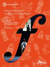 Album artwork for Ravel: L'Heure espagnole. Glyndebourne