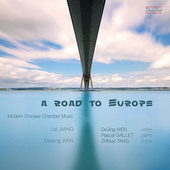 Album artwork for A Road to Europe