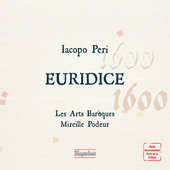 Album artwork for Peri: Euridice