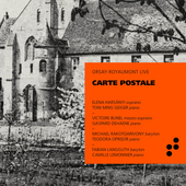 Album artwork for Carte postale