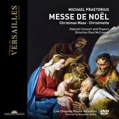 Album artwork for MESSE DE NOEL