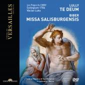 Album artwork for Luly: Te Deum, Biber: Missa Salisburgensis