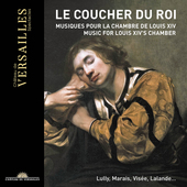 Album artwork for Le Coucher du Roi: Music for Louis XIV's Chamber