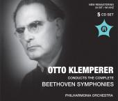 Album artwork for Beethoven: SYMPHONIES NOS. 1-9 / Klemperer