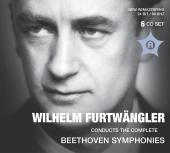 Album artwork for Beethoven: Complete Symphonies / Furtwangler