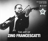 Album artwork for ART OF ZINO FRANCESCATTI