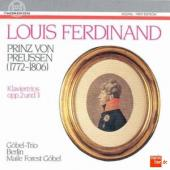 Album artwork for Louis Ferdinand: Piano Trios op.2 and op.3