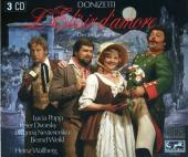 Album artwork for Donizetti: L'elisir d'amore / Popp, Dvorsky, Weikl