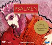 Album artwork for SCHUTZ: PSALMEN / Rademann