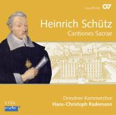 Album artwork for Schultz: Cantiones sacrae