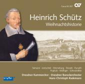 Album artwork for Schutz: Christmas History / Rademann
