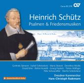 Album artwork for Schutz: Psalmen & Friedensmusiken / Rademann