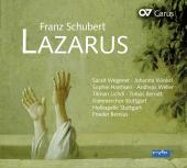 Album artwork for Schubert: Lazarus / Bernius