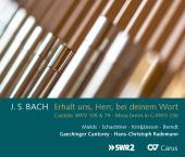 Album artwork for Bach: Cantatas, BWV 126 & 79 and Mass in G Major,