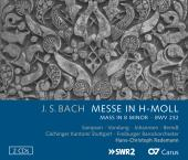Album artwork for Bach: Mass in B Minor / Rademann