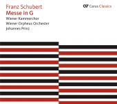 Album artwork for Schubert: MESSE IN G