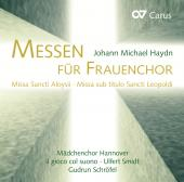 Album artwork for M. Haydn: Masses for Women's Choir