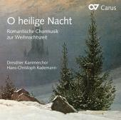 Album artwork for O heilige Nacht: Romantic Choral Music for Christm