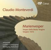 Album artwork for Monteverdi: Marienvesper 1610