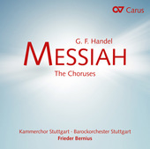 Album artwork for Handel: Messiah – The Choruses