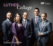 Album artwork for Luther Collage / Calmus Ensembles