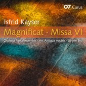 Album artwork for Kayser: Magnificat & Missa VI