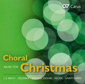 Album artwork for Choral Music for Christmas