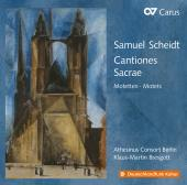 Album artwork for Scheidt: Cantiones sacrae