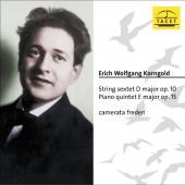Album artwork for KORNGOLD: Chamber Music / Camerata Freden
