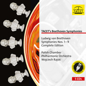 Album artwork for COMPLETE SYMPHONIES