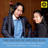 Album artwork for SOUND OF DOUBLE BASS
