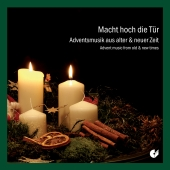 Album artwork for German Advent Music from Old and New Times