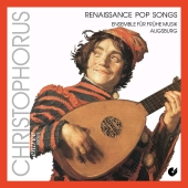 Album artwork for Renaissance Pop Songs