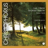 Album artwork for ROMANTIC PIANO TRIOS:CZERNY,ONSLOW
