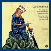 Album artwork for Codex Manesse - Minnesinger of the Great Heidelber