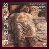 Album artwork for SCHUTZ - JOHANNES PASSION