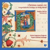 Album artwork for Christus natus est
