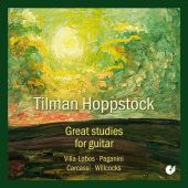 Album artwork for Tilman Hoppstock: Great Studies for Guitar