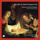 Album artwork for Ich steh an deiner Krippen hier - German Christmas