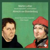 Album artwork for Martin Luther & his adversary Albrecht von Branden