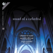 Album artwork for SOUND OF A CATHEDRAL