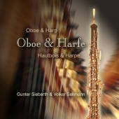 Album artwork for OBOE & HARP