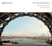 Album artwork for The Purcell Brothers; Chamber Music by Daniel & He