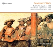 Album artwork for RENAISSANCE WINDS