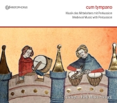 Album artwork for Spielleyt: Cum Tympano, Medieval Music with Percus
