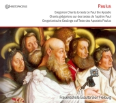 Album artwork for GREGORIAN CHANTS TO TEXT BY PAUL