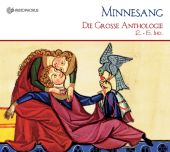 Album artwork for Minnesang: The Great Anthology (12th - 15th centur